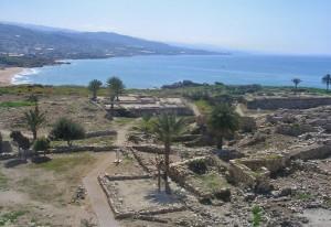 Libanon 2008. Byblos