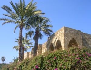 Libanon 2006 - Byblos, hist. centrum