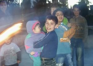 Libanon 2006 - večer v Tripolisu