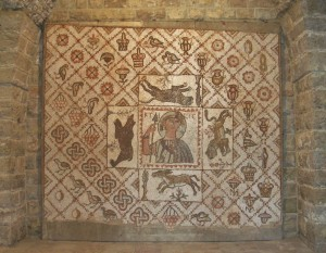 Libanon 2006, mozaika