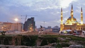Libanon 2008 - Bejrút