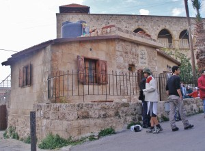 Libanon 2006 - hist. město před archeol. areálem