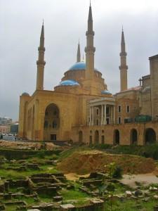 Libanon 2006, Bejrút