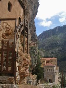 Libanon 2006 - klášter