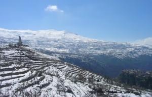 Libanon 2006, cca 1700 m