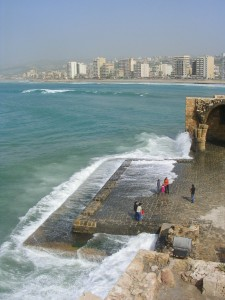 Libanon 2008 - Sidon