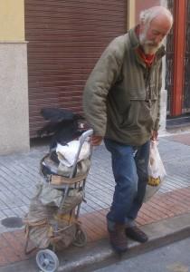 """Španělsko - La Coruňa 2007 """"Láska žebráka k vráně"""""""