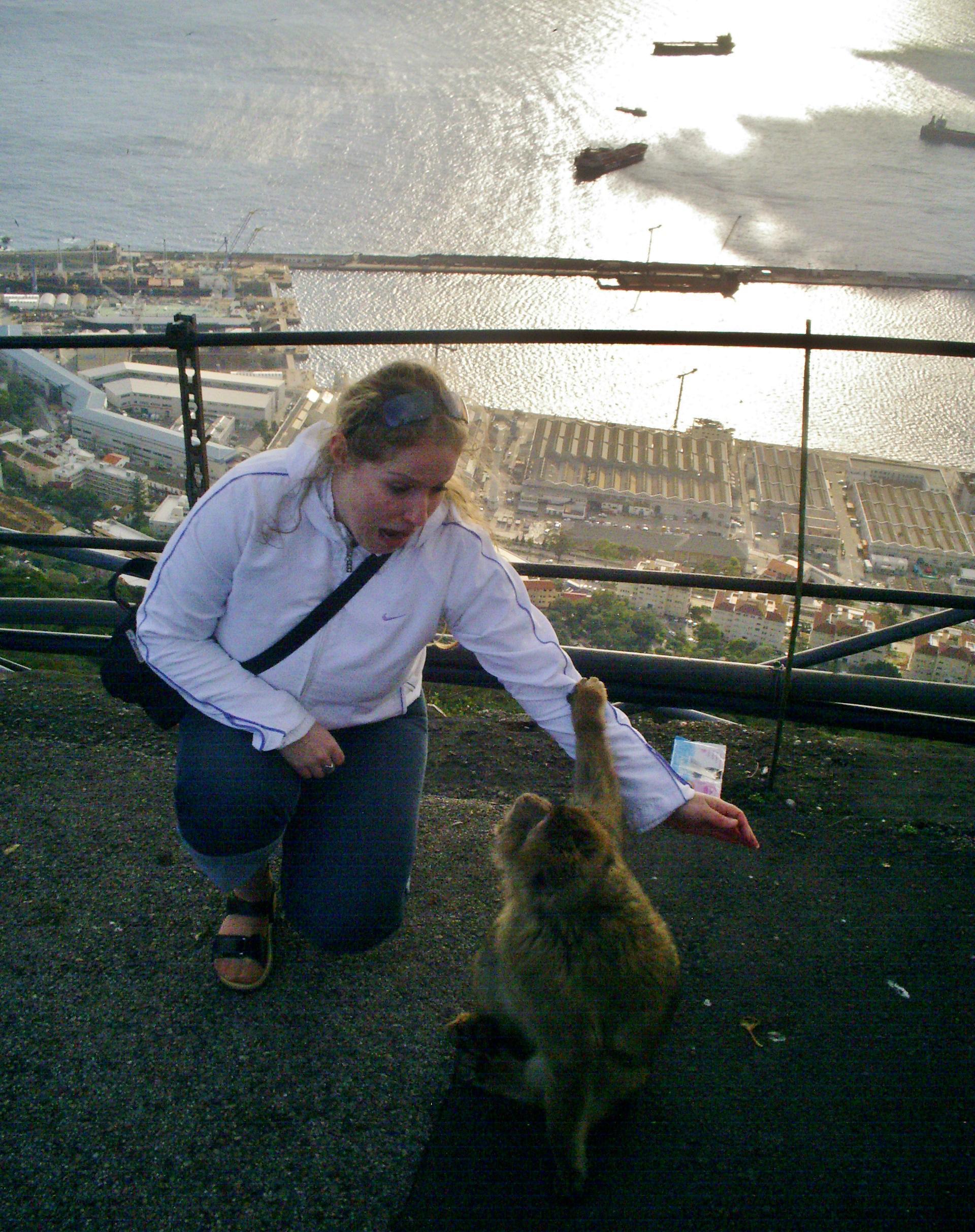 Gibraltar 26.3. 2009